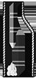 "Переходы ASTM EN DIN концентрические и экцентрические стальные - ООО ""ATM STEEL"""