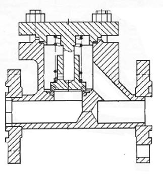 Клапан ASTM