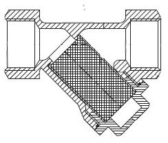 Сетчатые фильтры и конденсатоотводчики