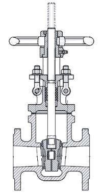 Задвижки ASTM